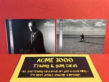 Unstoppable - THE PRISONER - Acme3000 Dealer Promo Cards EMP1 & EMP2 Proof Set