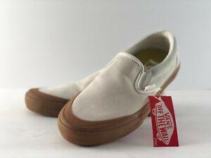 Vans Slip-On Pro Marshmallow Gum UltraCush Shoes