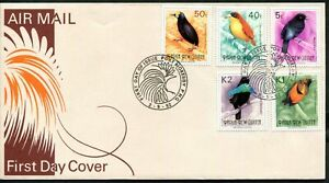 PAPUA NEW GUINEA - 1992 'BIRD OF PARADISE' First Day Cover [B6236]