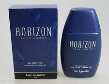 Guy Laroche HORIZON 100 ml After Shave Gel Neu / OVP