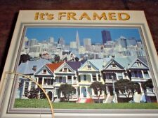 Alamo Square, San Francisco, Usa ~ 500 Pc. Puzzle, Sure Lox, New, Sealed