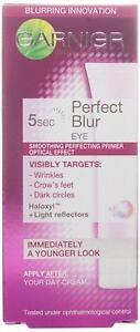Garnier Skin Naturals 5 Sec Perfect Blur EYE Cream - 15ml - EURO PACKAGING