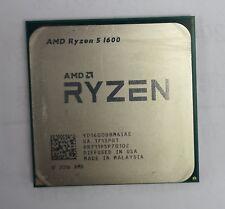 AMD Ryzen 5  1600 Desktop Processor  AM4 YD1600BBM6IAE 6 cores 65W Unlocked