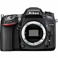 Nikon D D7100 24.1MP Digital SLR Camera - Black (Body Only)1513 FREE SHIPPING
