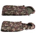 Outdoor Envelope Sleeping Bag Adult Camping Hiking Tactical Camo Sleeping Bags
