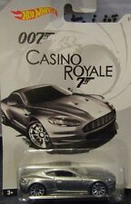 HOT WHEELS JAMES BOND 007 ASTON MARTIN DBS 1/5 CASINO ROYALE NEW