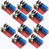 10pcs 5A Dual Motor Drive Module Reverse PWM Speed Regulation Double-H-Bridge