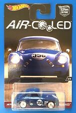 2017 Hot Wheels Car Culture AIR COOLED 1955 PORSCHE 356A OUTLAW - mint on card!