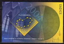 Hungary - 2004  EU membership - Mi. Bl. 290 MNH