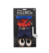 Disney NuiMOs Golf Outfit with Pants New with Card