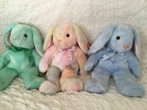 Ty beanie buddy bunnies collection