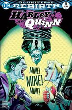 Harley Quinn #1 VOL 3 Abbas Discount Exclusive Albuquerque LTD 3000