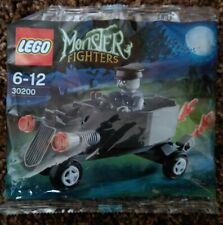 LEGO 30200 polybag MONSTER FIGHTERS Zombie Coffin Car NEW, SEALED, RETIRED, HTF