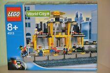 Lego World City Eisenbahn 4513 Bahnhof Grand Central Station NEU OVP NEW MISB