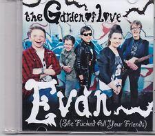 The Gardens Of Love-Evan Promo cd single