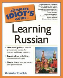Cig Learning Russian by Froehlich