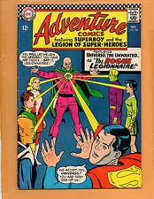 ADVENTURE COMICS  # 349 Superboy Legion FN/VF