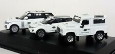 Oxford 1/76 Scale - Land Rover Experience Range Rover / Evoque & Defender Set