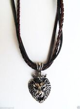 Wooden Stainless Steel Chains, Necklaces & Pendants for Men