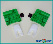 2x WINDOW REGULATOR REPAIR KIT RENAULT SCENIC LAGUNA REAR LEFT & RIGHT NEW