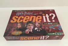 Harry Potter Scene It? Game by Mattel - 2005 Edition - 100% Complete!