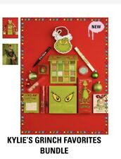 Kylie's Grinch Favorites Bundle Kylie Cosmetics x The Grinch *confirmed*