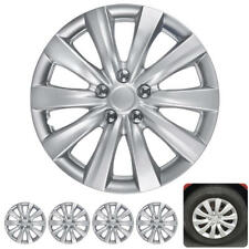 Hubcaps 16 Inch 4pc Set for Toyota Corolla Style Replica Hub Cap Covers