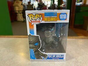 Funko POP! Movies Godzilla vs King Kong HEAT RAY GODZILLA #1018