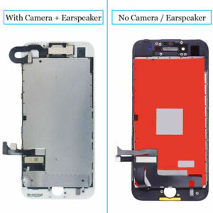 Full Assembly For iPhone 6S 8 7 6 Plus 5S LCD Screen Touch Digitizer Replacement