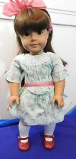 American Girl White Bodied Samantha Doll