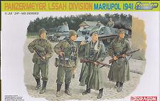 DRAGON 6407 - PANZERMEYER LSSAH DIVISION MARIUPOL 1941 1/35 - NUOVO