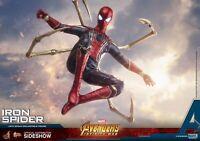 Marvel Avengers Infinity War Iron Spider-Man Collectible Figure
