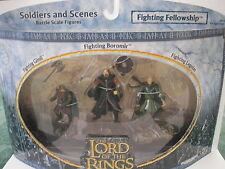 LOTR ARMIES OF MIDDLE EARTH  VERY RARE THE FIGHTING FELLOWSHIP