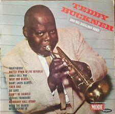 Teddy Buckner and His Dixieland Band - Martinique - Vinyl LP 33T