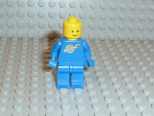 LEGO® Space Classic 1x Figur Astronaut blau mit Airtank aus 6971 6940 6972 K457