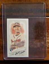 Ozzie Albies 2018 Topps Allen & Ginter Mini Rip Card Exclusive (355).