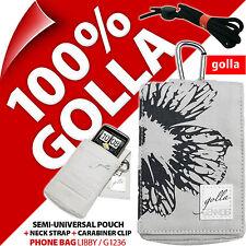 Golla Gris étui pour téléPhone sac pochette pour iPhone 4S 5C 5S