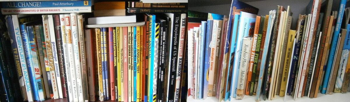 Books and Patterns