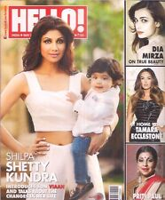 INDIA - HELLO ! - MAGAZINE IN ENGLISH - MAY 2013 - SHILPA SHETTY KUNDRA ETC
