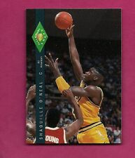 1992 CLASSIC # 318 BASKETBALL SHAQUILLE ONEAL  ROOKIE NRMT-MT CARD (INV# A4175)