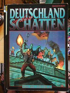 Shadowrun Deutschland in den Schatten 2.01d