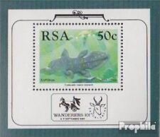Zuid-Afrika Vak 22 (compleet.Kwestie.) First Day Cover 1989 Comoren-Quastenfloss