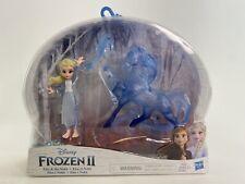 Disney Frozen Elsa Small Doll and the Nokk 2 Figures NIB