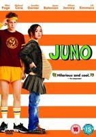 Juno DVD (2008) Ellen Page New