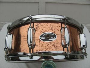 Slingerland 14 x 5.5 Copper 10 Lug Snare Drum
