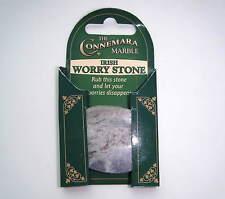 FROM IRELAND GENUINE CONNEMARA MARBLE WORRY STONE NEW!