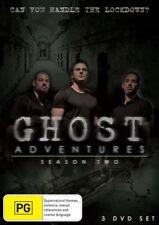 Ghost Adventures : Season 2 (DVD, 2013, 3-Disc Set)