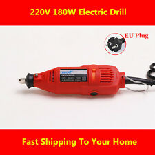 220V 180W Electric Dremel Rotary Tool Variable Speed Mini Drill grinding machine