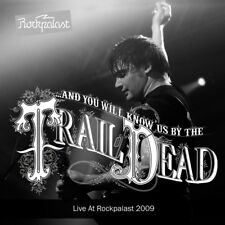 ...AND YOU WILL KNOW US BY THE TRAIL OF DEAD - LIVE AT ROCKPALAST 2009  CD NEW+