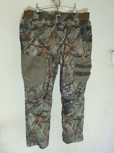 Men's Solognac Camouflage Hunting Trousers (Size XL)